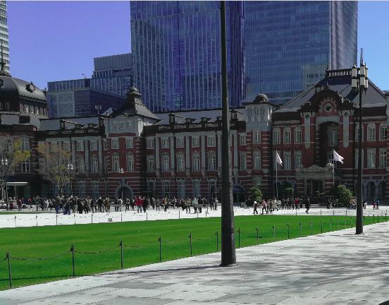 Tokyo Japan Station