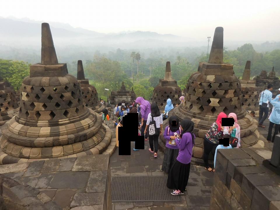 Borobudur Central Java Indonesia