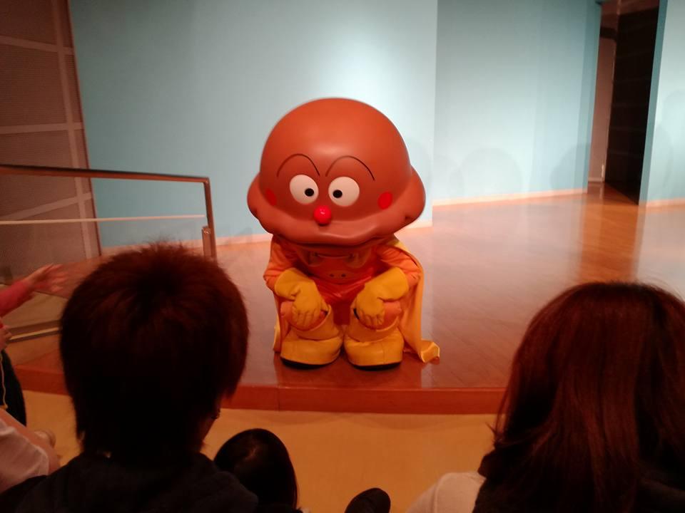 CurryPanman Anpanman Museum Yokohama Japan