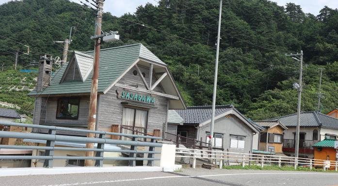 Sasagawa Nagare Beach Houses,