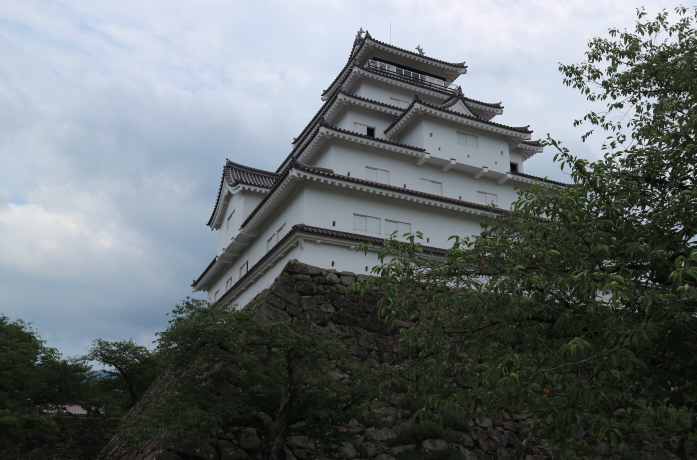 Tsuruga jo Castle, Japan.