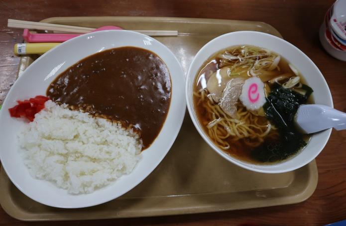 Japanese Kare at Tsuruga-jo Restaurant Japan.