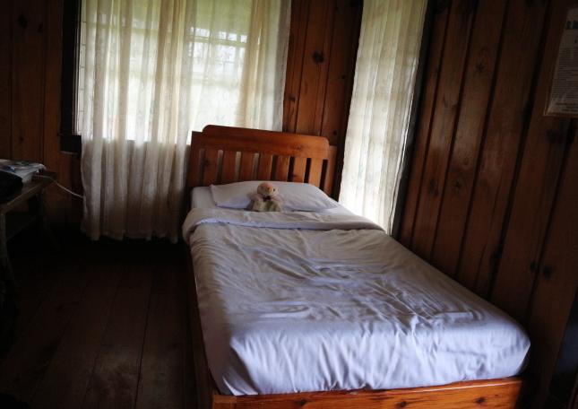 Saint Joseph Resthouse Sagada.