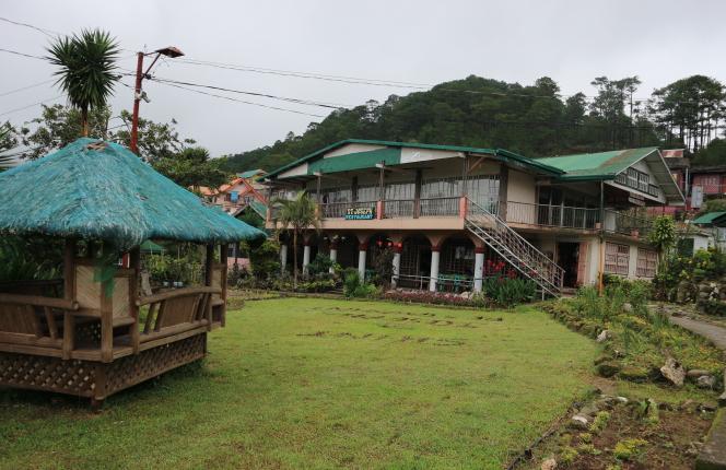 The Saint Joseph Restaurant, Sagada, Philippines.