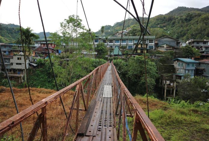 Banaue Bridge.