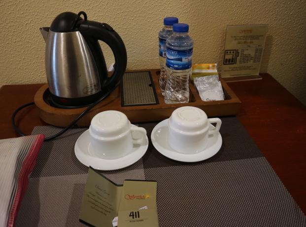 Sunlight hotel Guest hotel room.