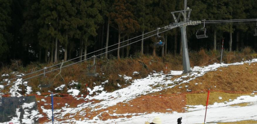 Lifters of ninox ski resort.