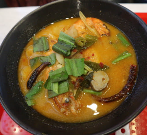 Thailand Spicy soup.