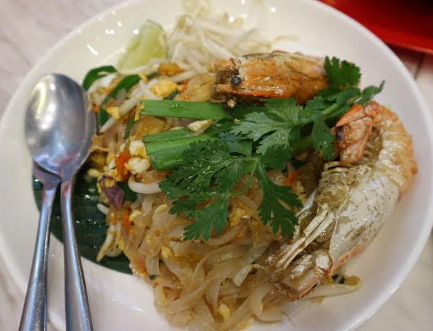 Bangkok Pad Thai.