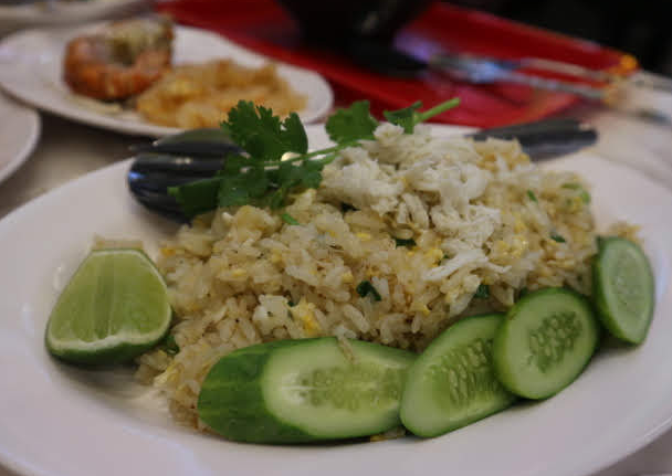 Thai Fired rice.