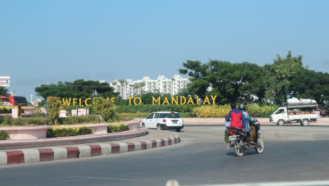 The Mandalay Province.