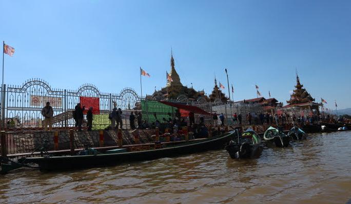 Phaung Daw OO Pagoda.