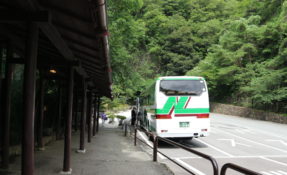 Bus tour is available too.