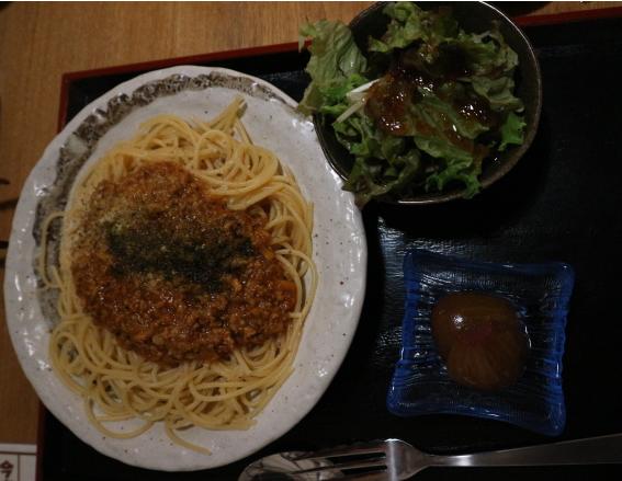 DInner at Yamagata.