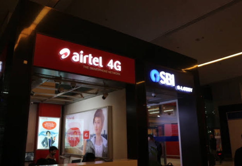 Airtel 4g is the leading sim provided in India.