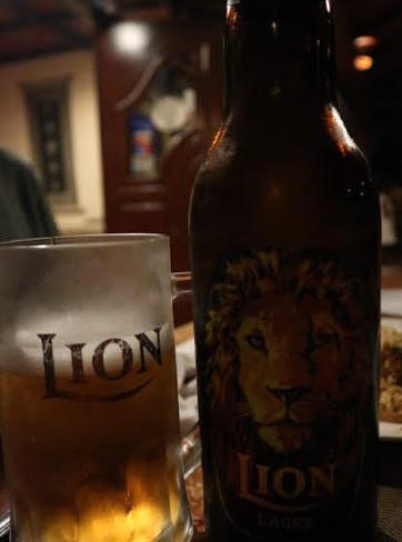 A mild drink at Kandy Sri lanka.